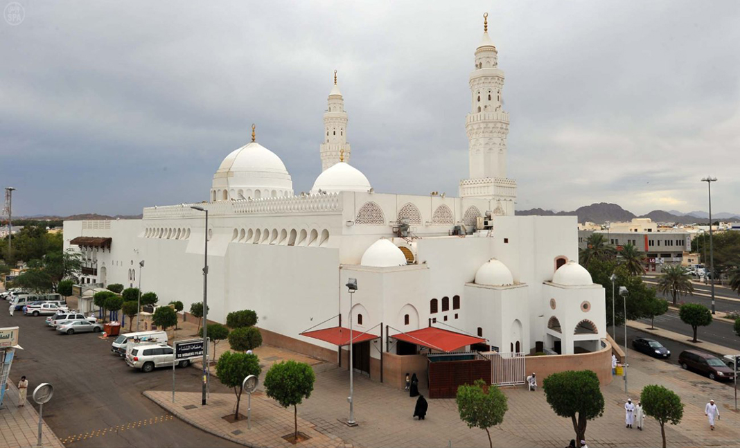 Pergerakan Kiblat di Masjid Qiblatain