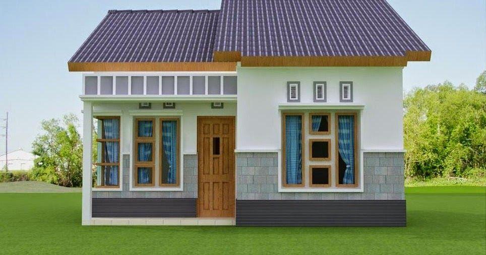 Desain rumah modern yang ramah modal
