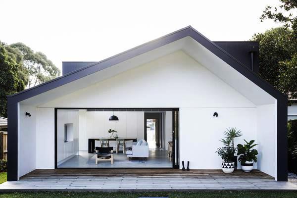 Keuntungan menggunakan desain rumah modern